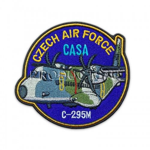 Patch - CZECH AIR FORCE - CASA C-295M