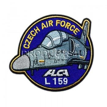 Nášivka CAF - L 159
