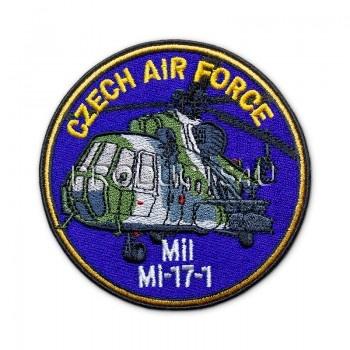 PATCH - CZECH AIR FORCE - MIL MI-17-1
