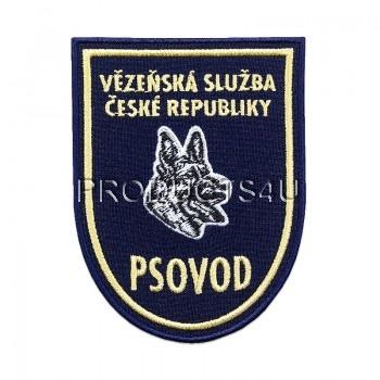 PATCH -  PSOVOD VS ČR