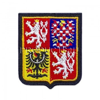 PATCH -  NATIONAL COAT OF ARMS
