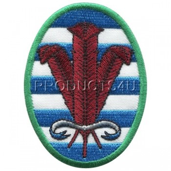 PATCH - VSŠ JL VYŠKOV, standard colors