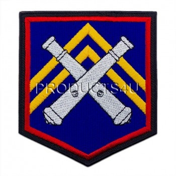 PATCH -  42. MECHANIZED BATTALION, polní