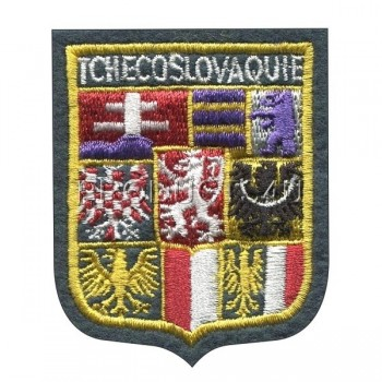 PATCH - TCHECOSLOVAQUIE, original