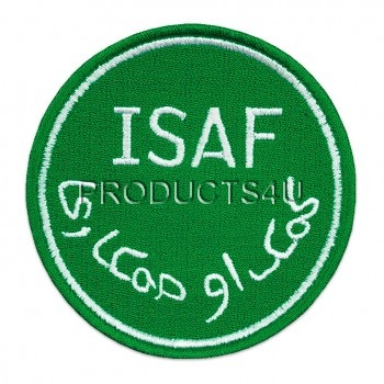 Nášivka ISAF