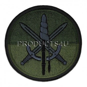 PATCH - 73. TANK BATTALION, swat