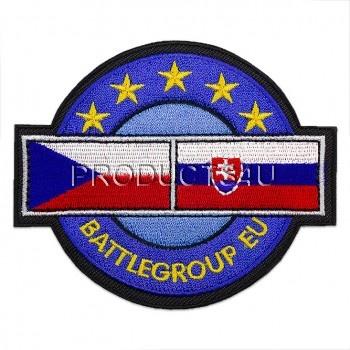 PATCH - BATTLEGROUP EU, standard colors