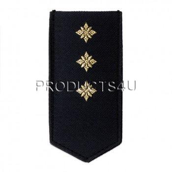 RANK - CUSTOMS ADMINISTRATION, First Lieutenant