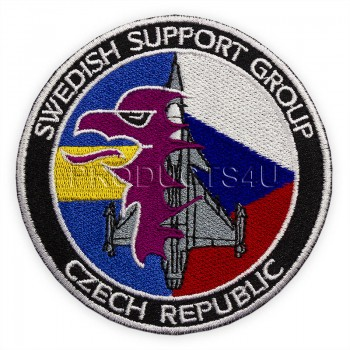 PATCH - SWEDISH SUPPORT GROUP