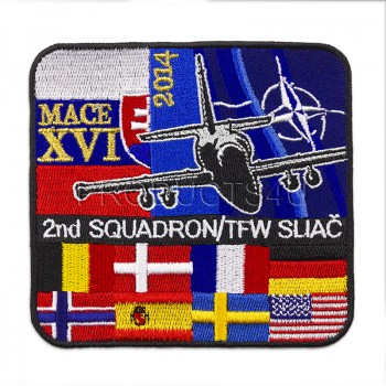 PATCH - 2nd SQN 2014