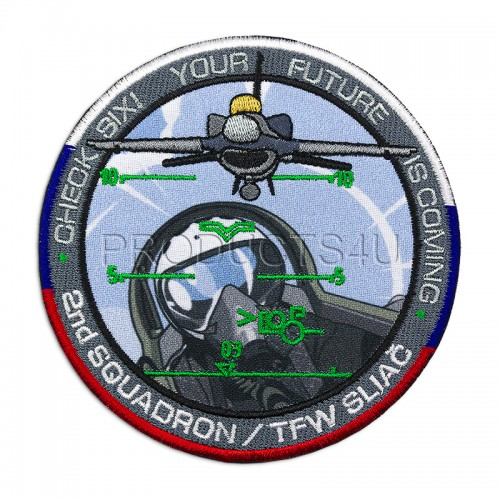 PATCH -  2nd SQN YOUR FUTURE IS COMING