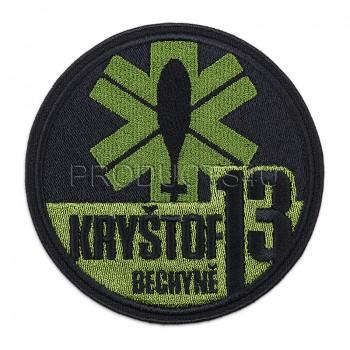 Patch -  KRYŠTOF 13, BECHYNĚ, SWAT