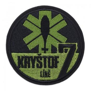 Patch -  KRYŠTOF 7, LÍNĚ, SWAT