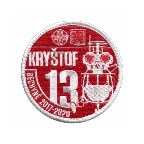 NÁŠIVKA - KRYŠTOF BECHYNĚ 2017-2020, výroční