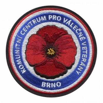 PATCH - COMMUNITY CENTER FOR ARMY VETERANS