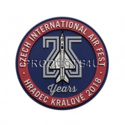Nášivka CZECH INTERNATIONAL AIR FEST 2017