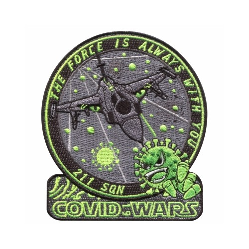 PATCH - Covid Wars, Gripen
