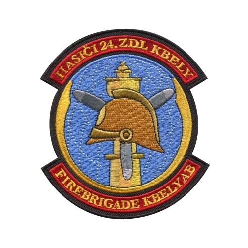 PATCH -  Firebrigade Kbely AB