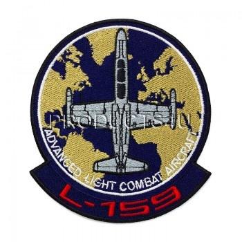 Nášivka - L-159 ADVANCED LIGHT COMBAT AIRFRAFT