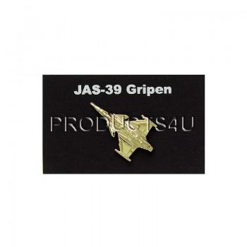Odznak JAS-39 Gripen zlatý
