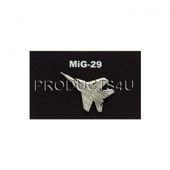 Odznak MiG-29 stříbrný