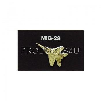 Odznak MiG-29 zlatý