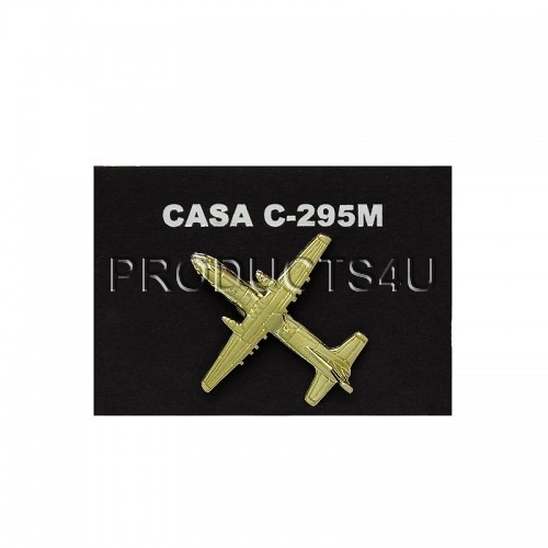 BADGE - CASA C-295M - ZLATÝ