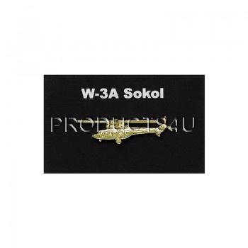 Odznak W-3A SOKOL zlatý