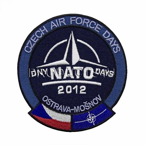 Patch - NATO DAYS 2012