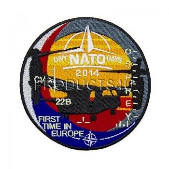 Nášivka NATO DAYS Osprey 2014, barevná
